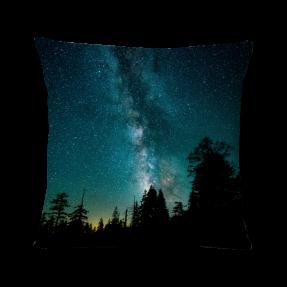 céu galáctico - almofada
