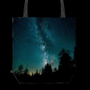 céu galáctico - bolsa