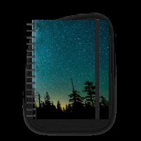 céu galáctico - caderno