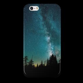 céu galáctico - capinha de celular