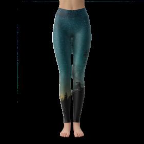céu galáctico - legging 1