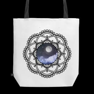 mandala lunar - bolsa