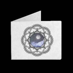 mandala lunar - carteira 1