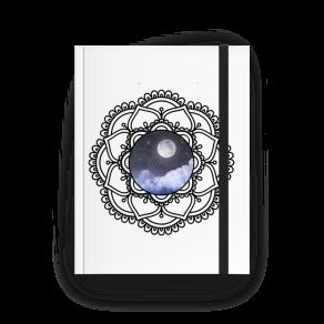 mandala lunar - sketchbook, agenda
