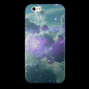 nuvens estelares - capinha de celular