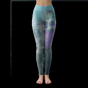 nuvens estelares - legging 1