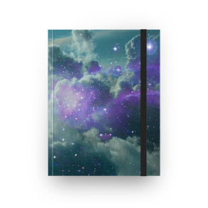 nuvens estelares - sketchbook, agenda