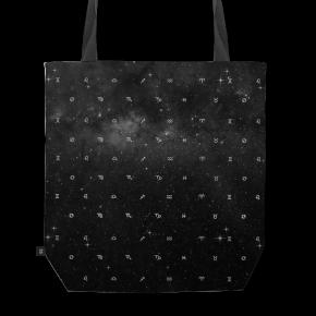 zodíaco espacial - bolsa