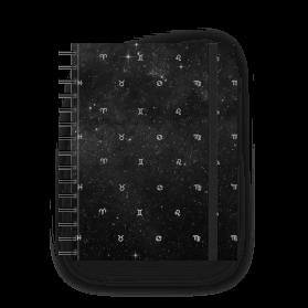 zodíaco espacial - caderno