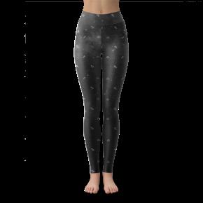 zodíaco espacial - legging 1